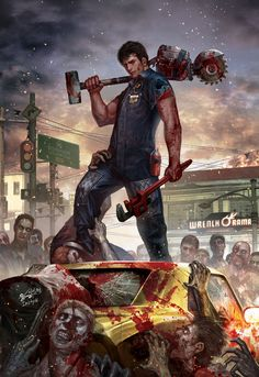 Dead Rising 3 by In-Hyuk Lee