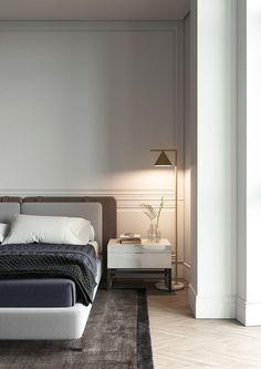 Home Interior Decoration Ideas Home Bedroom, Bedroom Decor, Design Bedroom, Bedroom Ideas, Bedroom Lighting, Bedroom Chandeliers, Master Bedrooms, Bedroom Lamps, Bedroom Wall