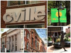Main Street Charlottesville: so much to see #Cville