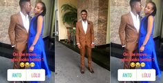 Evicted big brother naija double wahala housemates Lolu and Anto seems … Perfect Together, Second Love, Bambam, Entertaining, Couples, News, Photos, Pictures, Couple