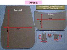 Porta pregador de roupas: http://www.artesanatopassoapassoja.com.br/avental-para-prendedores-de-roupa-passo-passo/