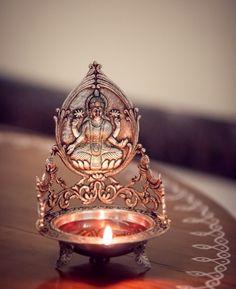 Decorating With Diyas
