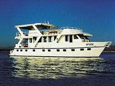 Lady May Houseboat, Lake Kariba. Floating Homes, Knysna, Second Chances, Zimbabwe, All Over The World, Wilderness, South Africa, Boats, Safari