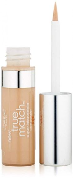 L'Oreal Paris True Match Super-Blendable Concealer, Fair/Light Neutral, Ounce Best Under Eye Concealer, Best Concealer, Concealer Brush, Drugstore Concealer, Too Faced Concealer, Neutral Skin Tone, Even Skin Tone, L'oréal Paris, Loreal