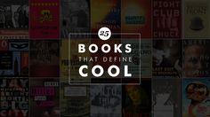 25 Books That Define Cool