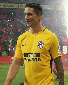 Fernando Torres Atlético Madrid