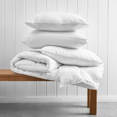 Classic and contemporary, our Haven duvet and sheets range has it all.