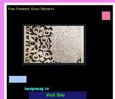 Free Fretwork Cross Patterns 132656 - The Best Image Search