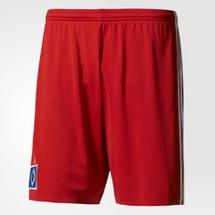 adidas - Hamburger SV Home Replica Shorts