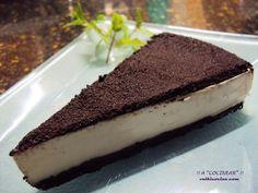 Cheesecake de Oreo ¡Deliciosa!