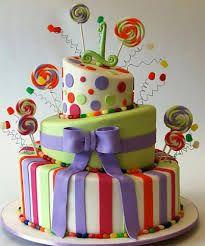 Resultado de imagen para tortas de cumpleaños infantiles