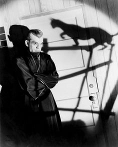 Boris Karloff, The Black Cat (1934)