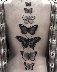 Eddie Zavala - Black and Grey Butterflies