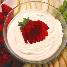 Disappearing Fruit Dip