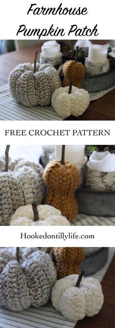 Crochet Amigurumi Patterns Large Pumpkin - Free Crochet Pattern — Hooked On Tilly Crochet Gratis, Free Crochet, Crochet Pumpkin Pattern, Pumpkin Patterns, Crochet Projects, Crochet Ideas, Crochet Fall Decor, Autumn Crochet, Yarn Projects