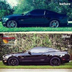 8 Best 'stangs images in 2015 | Mustang, Mustang cars, Ford