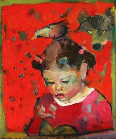 Irene Kana - Contemporary Painting-Portfolio-Nefeli*