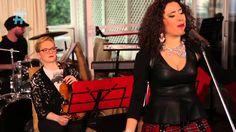 Adriana Sardano Live al Sanremo Centric accompagnata dalla 900 Band