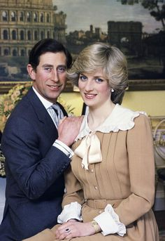 Gorgeous Vintage Photos Of Princess Diana And Prince Charles