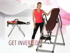 Exerpeutic Stretch 300 Inversion Table for $119.99  #NeweggFlash #Flashsale #Deals http://www.neweggflash.com/