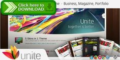 [ThemeForest]Free nulled download Unite - WordPress Business, Magazine Theme from http://zippyfile.download/f.php?id=34339 Tags: admin login, business, community, contact form, corporate, crisp, jquery, magazine, modern, slideshow, technology, xhtml