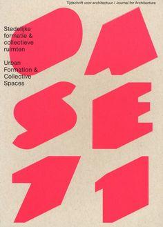 Less is more / Karel Martens
