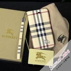 BURBERRY(バーバリー)ブランド バーバリーチェック クラシック エレガント 手帳型 二つ折り ストラップ付き 紙幣&カード収納 財布付き レザーケース for iPhoneX/8/7/6S/6/Plus Galaxy S8 Burberry, Bags, Handbags, Taschen, Purse, Purses, Bag, Totes, Pocket