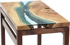 Greg Klassen. To make his furniture, artist Greg Klassen...