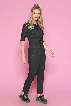 Salopeta ALIS N - Mathilde Jumpsuit, Urban, Summer, Dresses, Fashion, Overalls, Vestidos, Moda, Summer Time