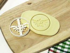 The Legend of Zelda Link Crimson Loftwing Triforce Cookie Cutter Cupcake Topper