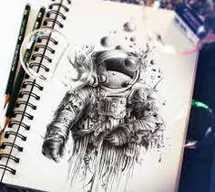 Resultado de imagem para sketch art