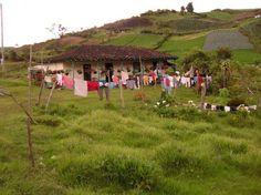 Alex's House In El Salvador