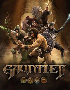 Gauntlet  Worldwide Region: Worldwide Language: Multilanguage Platform: Steam  https://gamersconduit.com/product/gauntlet-steam-worldwide/