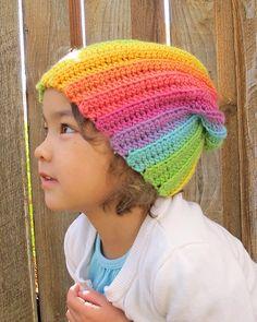d8a18d4530f Ravelry  Lollipop Swirl pattern by Marken of The Hat   I. Crochet Cap