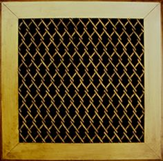 venetian rope style decorative vent cover