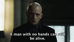 """We Played """"Would You Rather"""" With """"Gotham's"""" Victor Zsasz"""