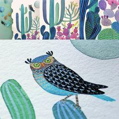 Desert owl | Flickr - Photo Sharing!