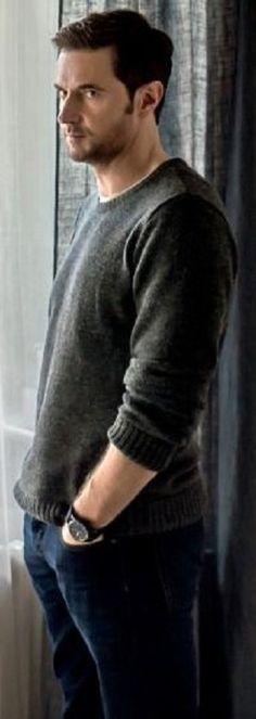 Richard Armitage as Daniel Miller in Berlin Station: Season 1 (2016)