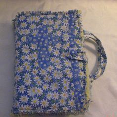 Daisies Bible Cover