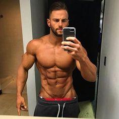 Muscleman Bodybuilder Lick My Boots Jock Slave