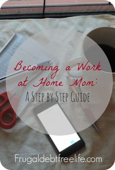 Becoming a work at home mom: Finding your niche. What is the very first step when starting a home based business?