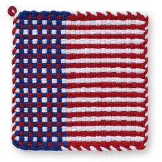 Potholder Loom, Potholder Patterns, Crochet Potholders, Yarn Crafts, Sewing Crafts, Kid Crafts, Loom Craft, Pastel Sky, Earth Tone Colors