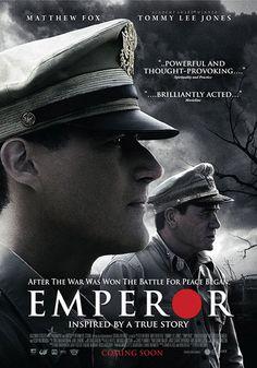 Hannibal Rising, Douglas Macarthur, Matthew Fox, Tommy Lee Jones, War Film, New Movies, Emperor, Thought Provoking, True Stories
