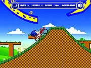 Play Sonic video games now and compare it with the method they obtained it in 1991.