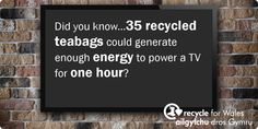 Recycling Facts, Our Planet, Ea, Did You Know, Innovation, Infographic, Twitter, Upcycle, Centre