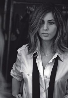 Sofia Coppola by Peter Lindbergh for L'Uomo Vogue September 2010  love her as a director