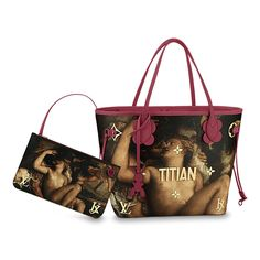 8b5addcd3 Neverfull MM in WOMEN's MASTERS LV X KOONS collections by Louis Vuitton  Kabelky Značky Louis Vuitton