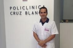 Nuestros médicos. Dr. Ariel Callero, especialista en Alergología de Policlínica Cruz Blanca.