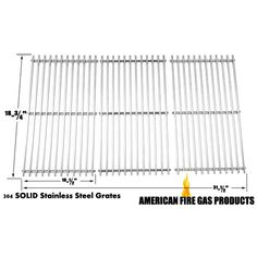 3 PACK STAINLESS STEEL COOKING GRID FOR BBQTEK GSC3219TA, GSS3219A, GSS3219B GAS GRILL MODELS  Fits BBQTEK Models : GSC3219TA (Inglewood – 1662907) , GSC3219TN (Inglewood Natural Gas), GSS3219A , GSS3219AN , GSS3219B (1662914 – Jasper), 1614453 (Wal-Mart) – Totem, 1662914 – Jasper  BUY NOW @ http://grillrepairparts.com/shop/grill-parts/stainless-steel-cooking-grid-for-bbqtek-gsc3219ta-gss3219a-gss3219b-gas-models/