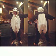 Noah Cyrus Wearing Like a Bunny